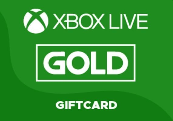Xbox Live Gold 3 month UK