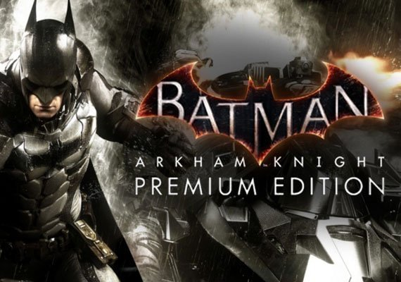 Batman: Arkham Knight - Premium Edition NA