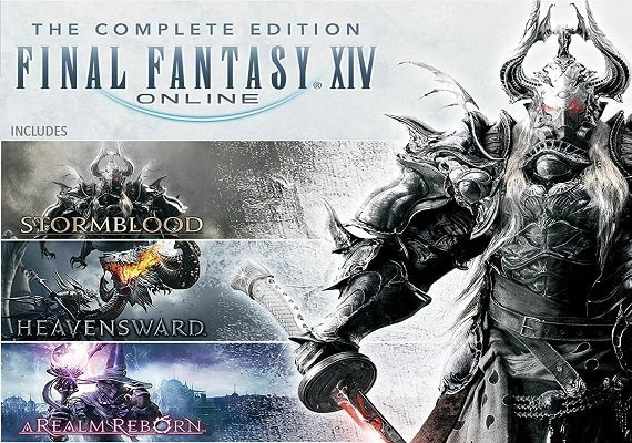 Final Fantasy XIV - Complete Edition With Shadowbringers EU