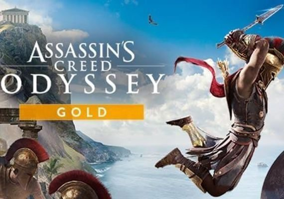 Assassin's Creed: Odyssey - Gold Edition EU