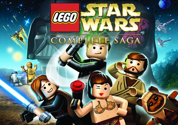 LEGO: Star Wars - The Complete Saga