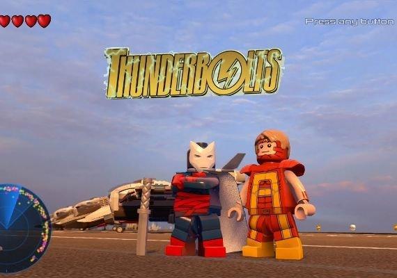 LEGO: Marvel's Avengers - Thunderbolts Character Pack