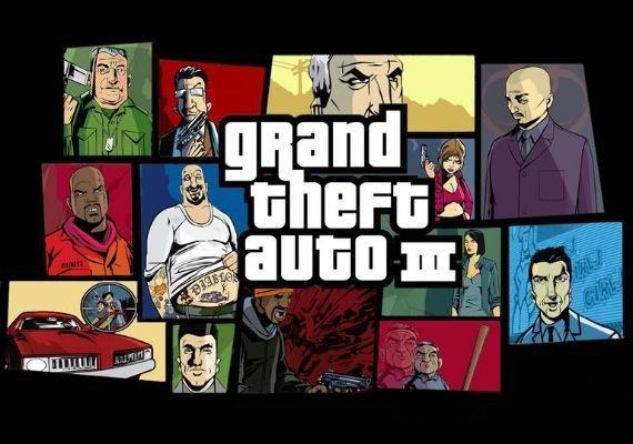 Grand Theft Auto III GTA