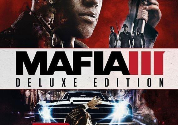 Mafia III - Deluxe Edition EU