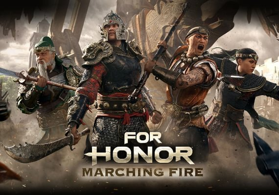 For Honor - Marching Fire Edition US