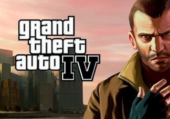 Grand Theft Auto IV GTA - Complete Edition