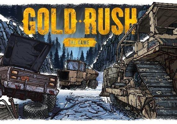 Gold Rush: The Game EU