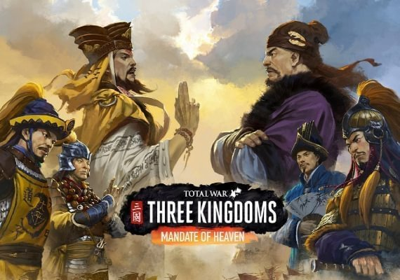 Total War: Three Kingdoms - Mandate of Heaven EU