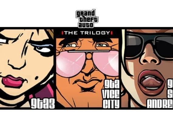 Grand Theft Auto - Trilogy