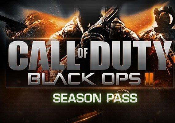 Call of Duty: Black Ops 2 - Season Pass EU