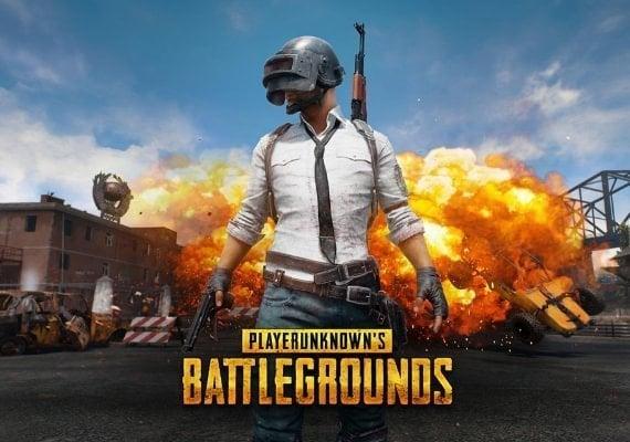 PUBG PlayerUnknown's Battlegrounds EU
