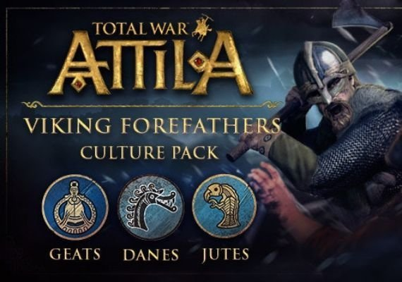 Total War: Attila + Viking Forefathers Culture Pack