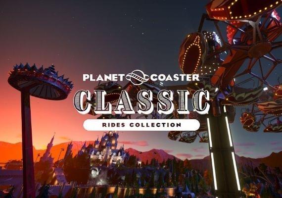 Planet Coaster - Classic Rides Collection EU