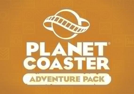 Planet Coaster - Adventure Pack EU