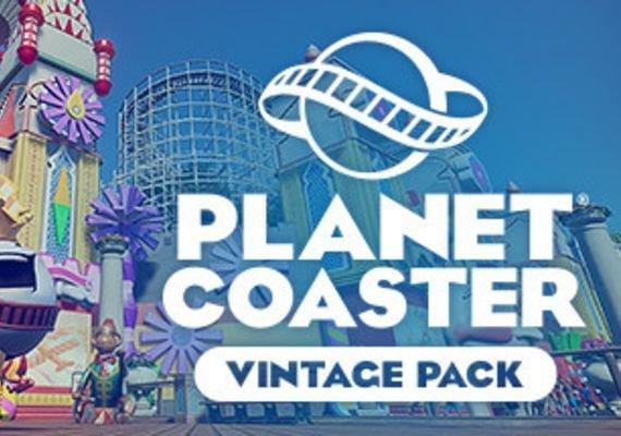 Planet Coaster - Vintage Pack EU