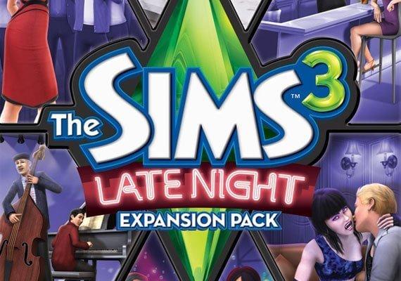 The Sims 3: Late Night EU