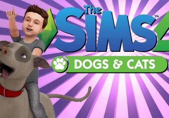 The Sims 4 Plus Cats and Dogs - Bundle