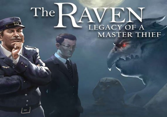 The Raven: Legacy of a Master Thief - Digital Deluxe Edition