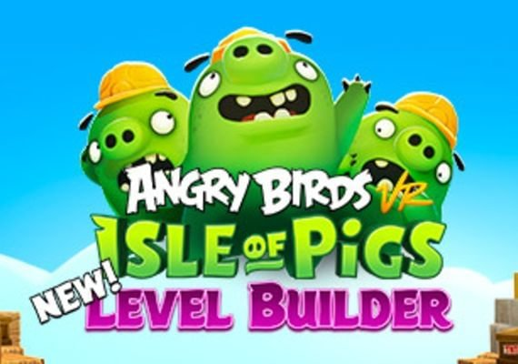 Angry Birds VR: Isle of Pigs EU