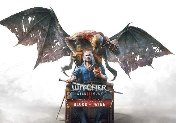 The Witcher 3: Wild Hunt - Blood and Wine EU