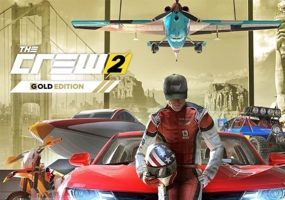 The Crew 2 - Gold Edition US