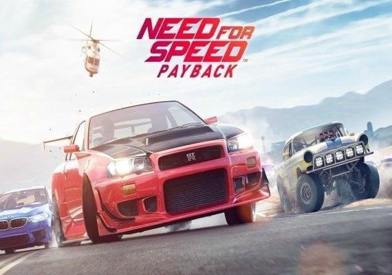 Need for Speed: Payback EN/FR/ES/PT