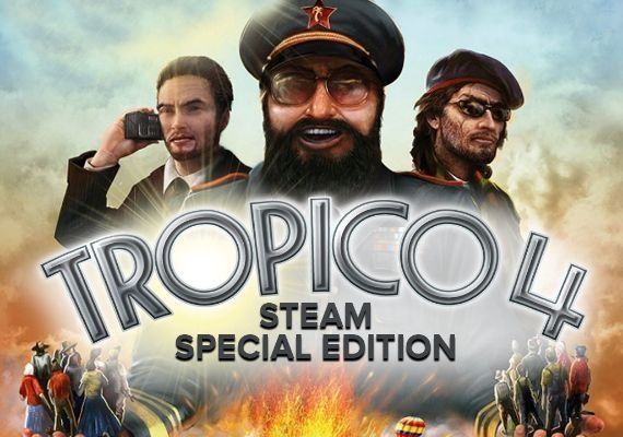 Tropico 4 - Steam Special Edition