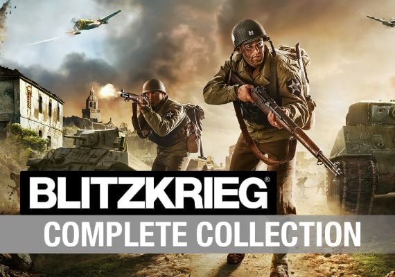 Blitzkrieg - Complete Collection