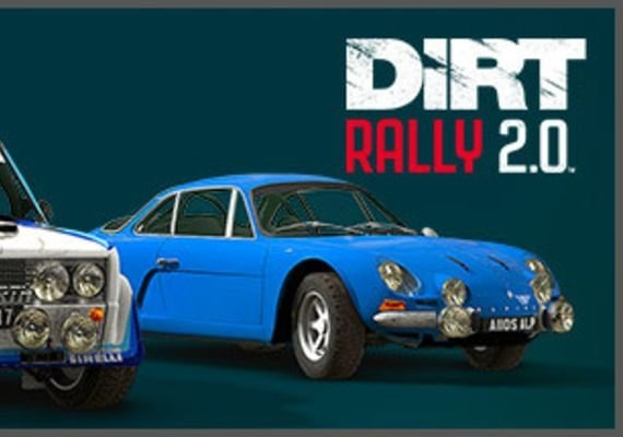 DiRT Rally 2.0 - H2 RWD Double Pack