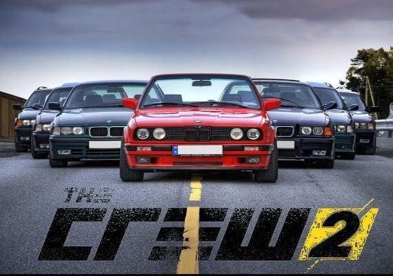 The Crew 2 EMEA