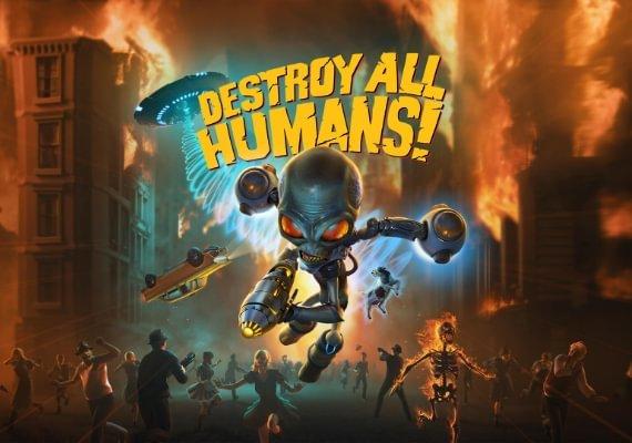 Destroy All Humans! - Remake PRE-ORDER