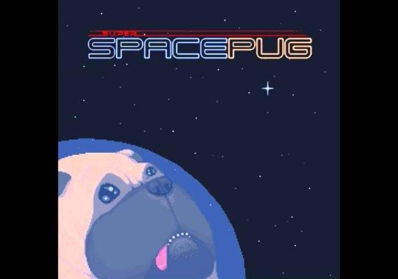 Super Space Pug