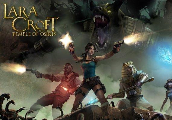 Lara Croft and the Temple of Osiris + Hitman Pack