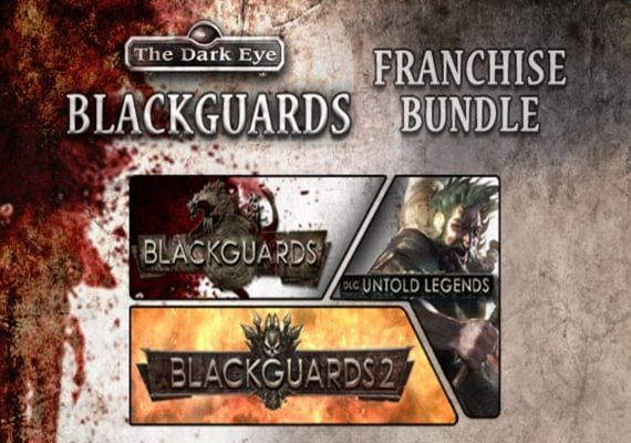Blackguards - Franchise Bundle