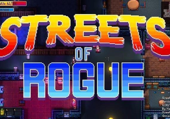 Streets of Rogue EU
