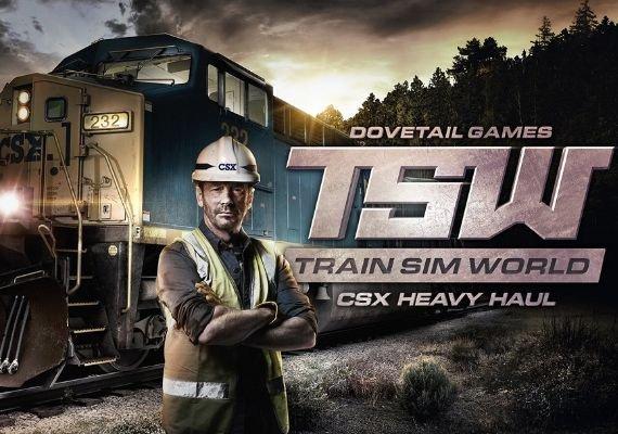 Train Sim World: CSX Heavy Haul