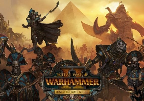 Total War: Warhammer II – Rise of the Tomb Kings EU