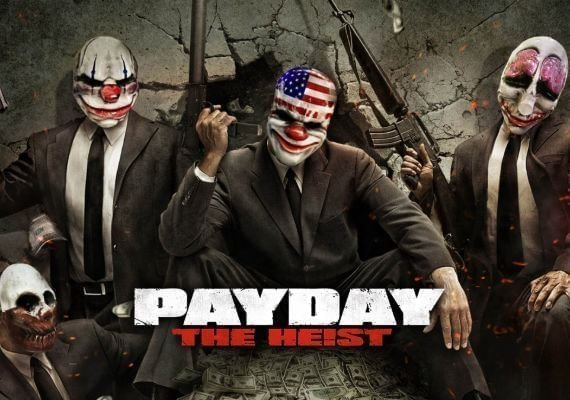 Payday: The Heist 4-Pack