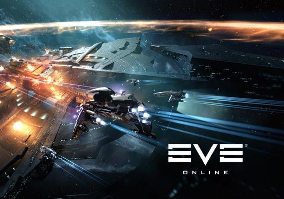 EVE Online - 4 Ship Skins