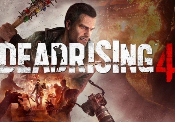 Dead Rising 4 US