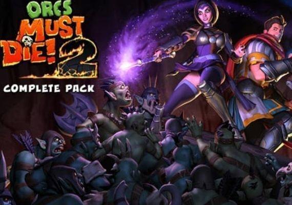 Orcs Must Die 2 - Complete Pack 2-Pack