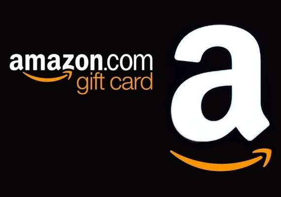 Amazon 100 USD Gift Card USA