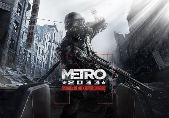 Metro 2033 Redux US