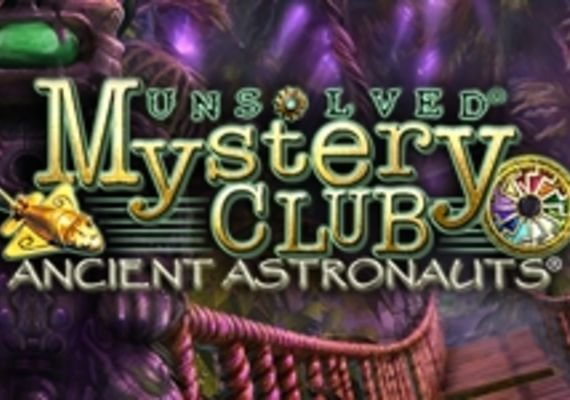 Unsolved Mystery Club: Ancient Astronauts - Collector´s Edition