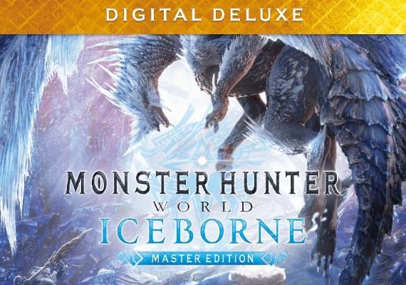 Monster Hunter: World - Iceborne - Master Edition Deluxe