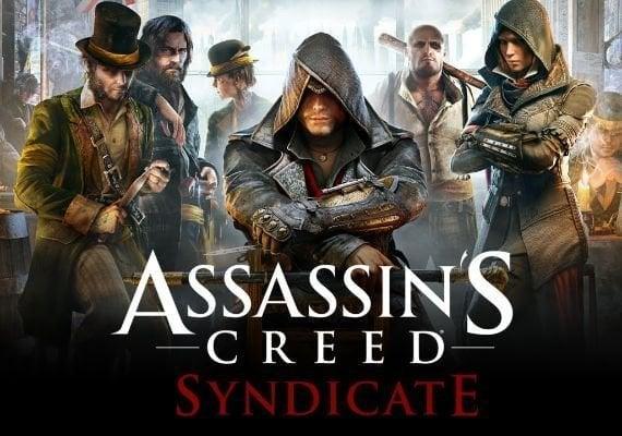 Assassin's Creed: Syndicate EU