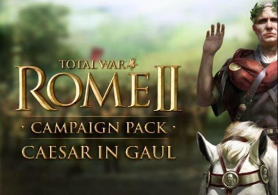 Total War: Rome 2 - Caesar in Gaul Campaign Pack EU