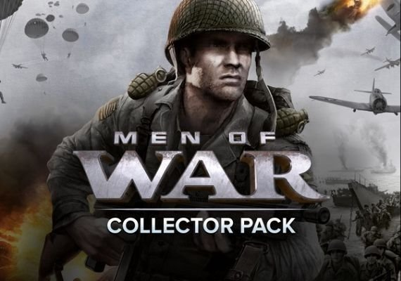 Men of War - Collector's Pack