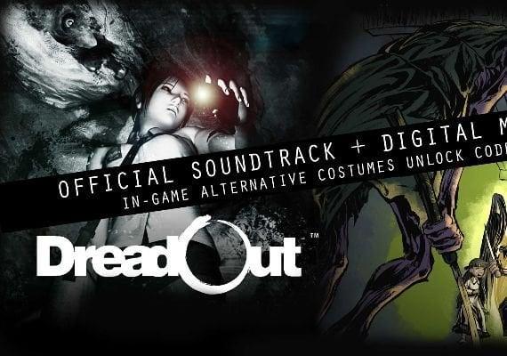 DreadOut: Soundtrack and Manga