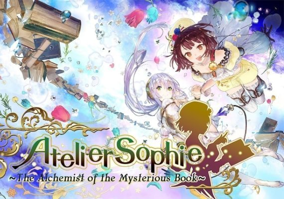 Atelier Sophie: The Alchemist of the Mysterious Book EU